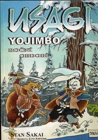 Usagi Yojimbo Roční období - Stan Sakai