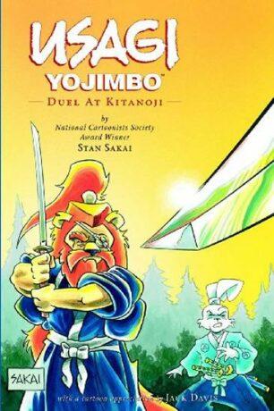 Usagi Yojimbo - Souboj v Kitanoji - Stan Sakai