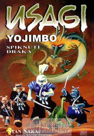 Usagi Yojimbo - Spiknutí draka - Stan Sakai