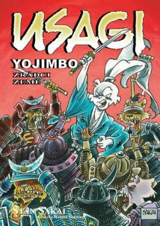 Usagi Yojimbo - Zrádci země - Stan Sakai