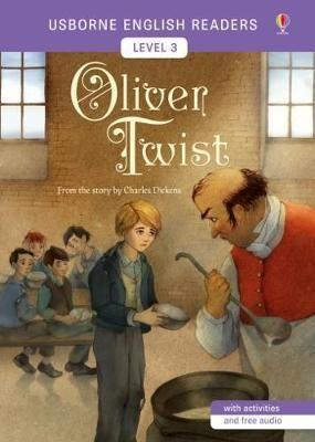 Usborne - English Readers 3 - Oliver Twist - Charles Dickens