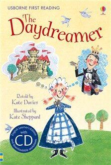 Usborne First 2 - The Daydreamer + CD - Kate Daviesová