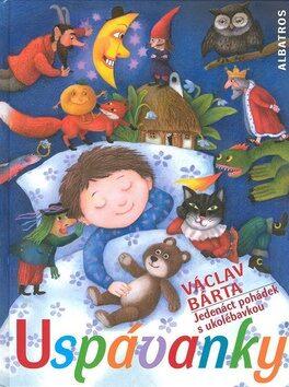 Uspávanky + CD - Václav Bárta