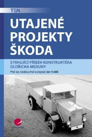 Utajené projekty Škoda - Jan Králík - e-kniha