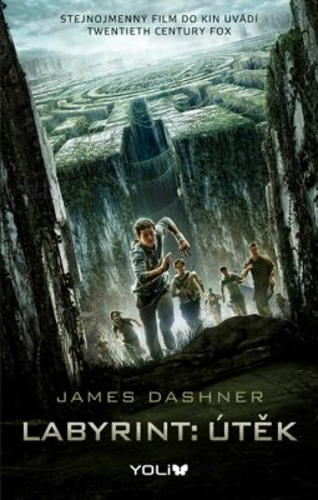 Útěk - James Dashner