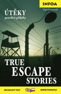 Zrcadlová četba - True Escape Stories (Útěky) - Paul Dowswell