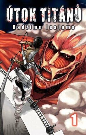 Útok titánů 1 - Hadžime Isajama