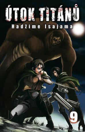 Útok titánů 9 - Hadžime Isajama