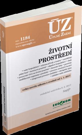 ÚZ 1184 Životní prostředí -