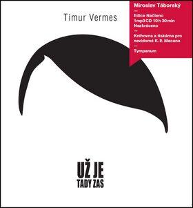 Už je tady zas - Timur Vermes - audiokniha