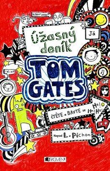 Úžasný deník Tom Gates - Liz Pichon