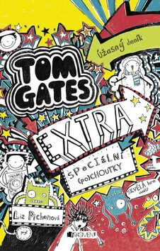 Úžasný deník Tom Gates Extra speciální (po)choutky - Liz Pichon