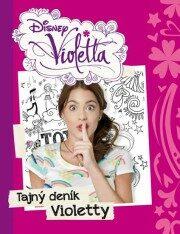 Violetta - Tajný deník Violetty - Walt Disney
