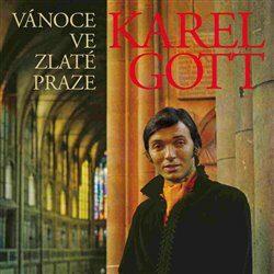 Vánoce ve Zlaté Praze - Karel Gott - audiokniha