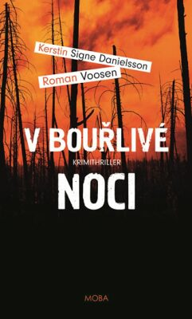 V bouřlivé noci - Kerstin Signe Danielsson, Roman Voosen