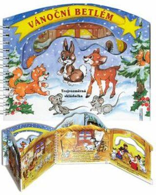 Vánoční betlém - Jelenová Veronika