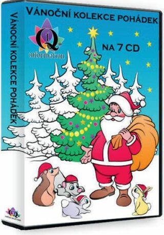 Vánoční kolekce pohádek - 7 CD - audiokniha