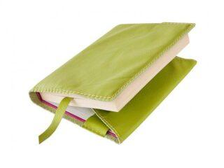 Variabilní obal se záložkou Barva kůže: Zelená (S93)