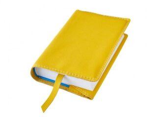 Variabilní obal se záložkou Barva kůže: Žlutá (D49)