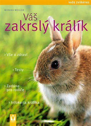Váš zakrslý králík - Vaše zvířátko - Monika Weglerová
