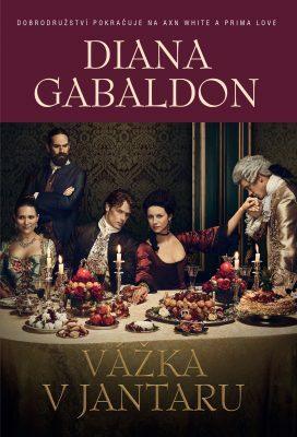 Vážka v jantaru - Diana Gabaldon