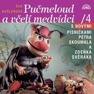 Včelí medvídci a Pučmeloud - Petr Skoumal - audiokniha