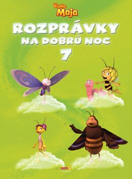 Včielka Maja Rozprávky na dobrú noc 7 -