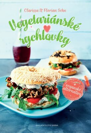 Vegetariánské rychlovky + veganské alternativy - Sehn Clarissa a Florian