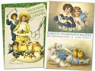 Velikonoce z babiččina kapsáře + Babiččin velikonoční balíček - Klára Trnková