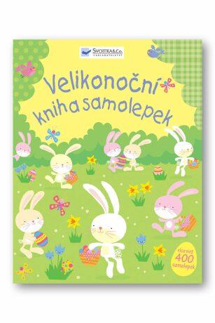 Velikonoční kniha samolepek - neuveden