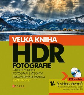 Velká kniha HDR fotografie - Andrej Bočík