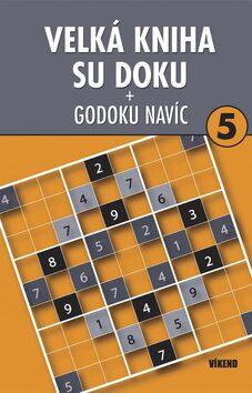 Velká kniha sudoku 5 + Godoku navíc - neuveden