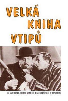 Velká kniha vtipů - Tibor Špánik