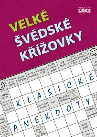 Velké švédské křížovky - Klasické anekdoty - Adéla Müllerová,
