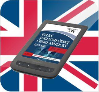 Velký anglicko-český/ česko-anglický slovník (pro PocketBook) - TZ-One - e-kniha