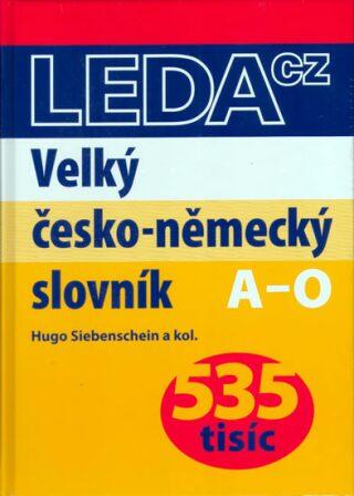 Velký česko-německý slovník (2 svazky) - Siebenschein