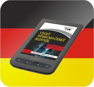 Velký německo-český slovník (pro PocketBook) - TZ-One - e-kniha