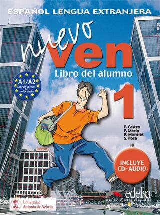 Ven nuevo 1 - Učebnice - Kolektiv