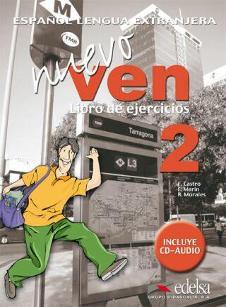 Ven nuevo 2 - Pracovní sešit+CD - Kolektiv