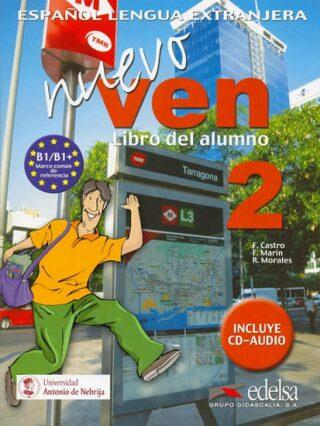 Ven nuevo 2 učebnice + CD - Kolektiv