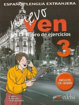 Ven nuevo 3 - Libro de Ejercicios + CD - Kolektiv
