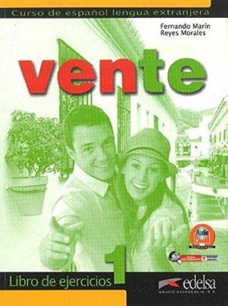 Vente 1 Pracovní sešit - Marín Arrese Fernando, Morales Gálvez Reyes