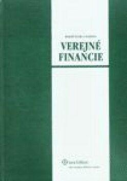 Verejné financie - Rudolf Sivák