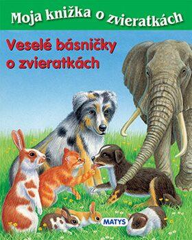 Veselé básničky o zvieratkách - Sibyla Mislovičová