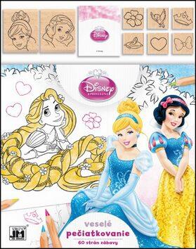 Veselé pečiatkovanie Disney Princezná -