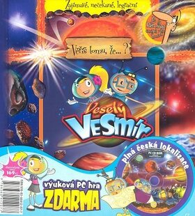 Veselý vesmír + CD ROM - Petr A. Stork