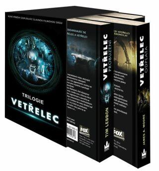 Vetřelec Trilogie - dárkový box (komplet) - Kolektiv