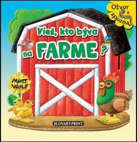 Vieš, kto býva na farme? -