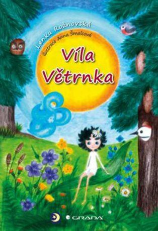 Víla Větrnka - Lenka Rožnovská