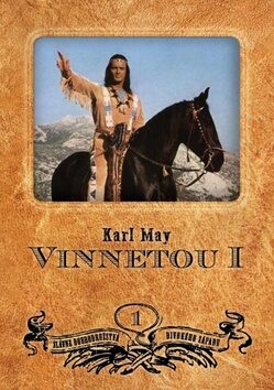 Vinnetou 1 + DVD - Karel May